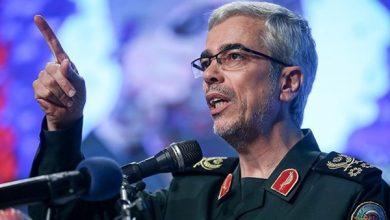 Photo of Top Commander Warns US,'israel'of Crushing Response to Any Aggression