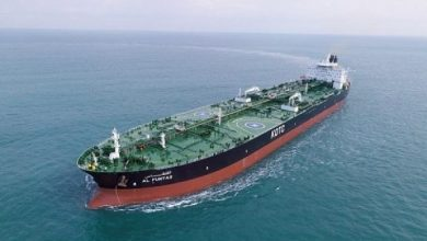 Photo of Iranian oil tanker previously seized in Gibraltar to dock just north of Syria