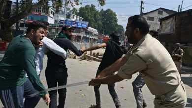 Photo of Zionist Indian regime imposes curfew in Kashmir, bans Ashura ceremonies