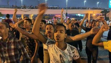 Photo of Protests against Egypt's president erupt in capital Cairo, some other cities