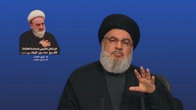 Photo of Aramco incident shows strength of Yemeni resistance: Sayyed Nasrallah