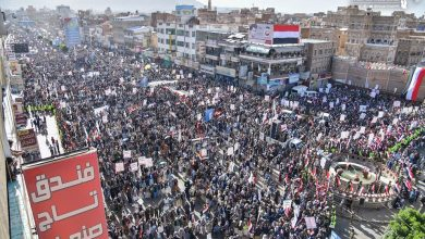 Photo of Hundreds of Thousands rally in Sana'a to mark anniv. of Sep. 21 revolution
