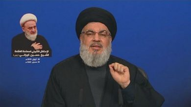 Photo of Netanyahu sought to escalate Mideast tensions to win another term: Sayyed Nasrallah