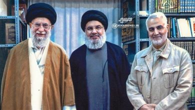 Photo of EXC.PHOTO: Leader and Quds Commanders