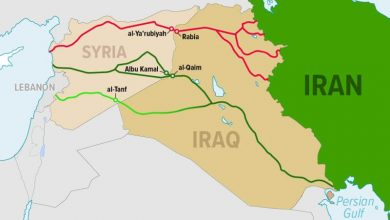 Photo of Land bridge from Iran to Syria nearly complete: official
