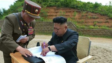 Photo of North Korea appoints artillery commander as military chief