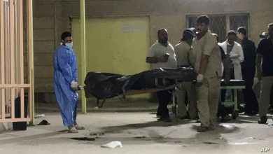 Photo of Several Martyred, Injured in Explosion Outside Karbala