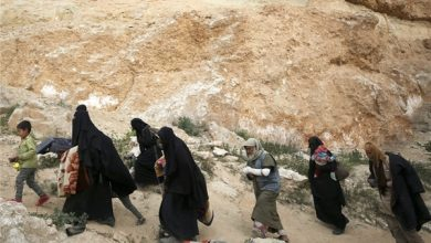 Photo of Satanic US Forces Evacuate ISIL Terrorists' Spouses from Syria