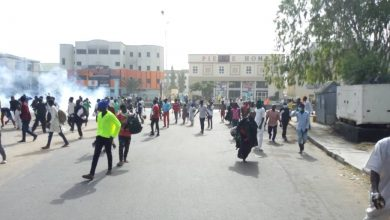 Photo of Enemy of Islam Nigerian forces attack Zakzaki supporters during Arba'een mourning rituals