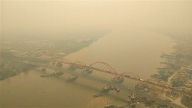 Photo of Indonesia shuts some schools as haze again clouds the skies