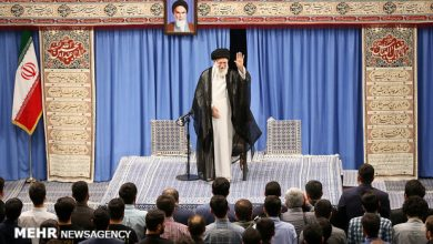 Photo of EXC: Although we could, we never approached nukes because they're haram: Leader of Islamic Ummah and Oppressed Imam Ali Khamenei