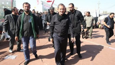 Photo of Iran VP Jahangiri to leave for Iraqi holy city of Najaf tomorrow