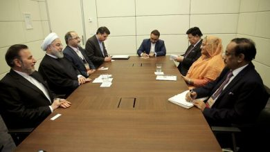 Photo of Rouhani to Bangladeshi PM: Islamic countries must be united like a family
