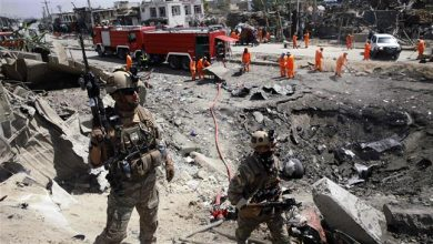 Photo of Deadly Taliban truck bomb hits near police station in eastern Afghanistan