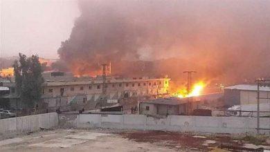 Photo of VIDEO: Car bomb blast kills 9, injures dozens in Syria's Afrin