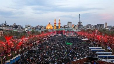 Photo of Huge processions held in Karbala as millions mark Arba'een