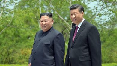 Photo of China, North Korea hail 'long-term, invincible' friendship