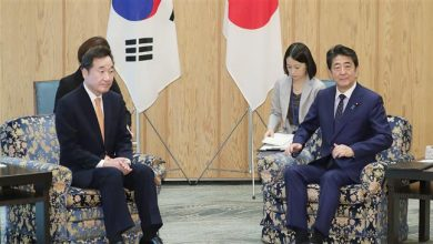 Photo of Traditional foes Japan and South Korea agree to mend ties amid rows