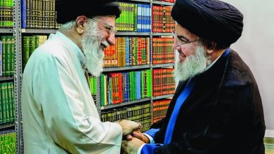 Photo of EXC: New Photo Shows Sayyed Nasrallah's Recent Meeting with Imam Khamenei