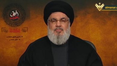 Photo of Sayyed Nasrallah Says Wildfires New Chance for the Gov't, Hails National Spirit