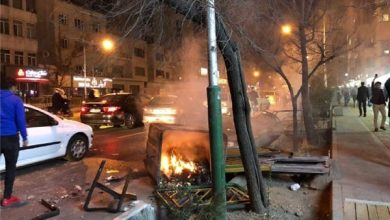 Photo of Governor-General: Heavy Damage Inflicted by Riots in Kermanshah Province
