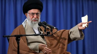Photo of Leader Imam Ayatollah Khamenei: Objection to Talks Aimed at Preventing US Influence in Iran