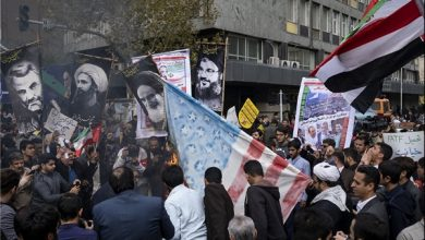 Photo of PHOTOS: Iranian People Mark US Embassy Takeover, Calling US Number 1 Enemy of Humanity
