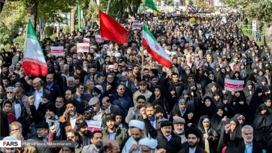 Photo of People in Tehran Rally to Support Iran's Security, Might