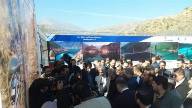 Photo of Islamic Iran inaugurates new hydropower plant near Iraqi border
