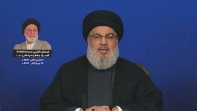 Photo of Hezbollah resistance fighters seeking to clear Lebanon skies of Israeli aircraft: Sayyed Nasrallah