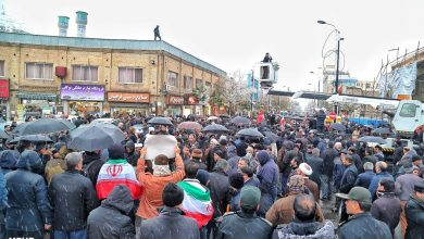 Photo of PHOTOS: Iranian People rally against US-backed vandalist rioters