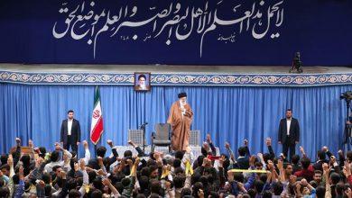 Photo of Leader Ayatollah Khamenei calls for ban on negotiation with US