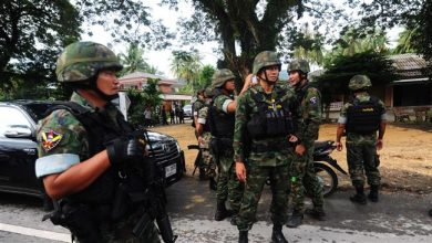 Photo of Militants kill 15 in southern Thailand