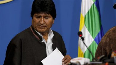 Photo of Latin American allies of Morales slam 'coup' in Bolivia