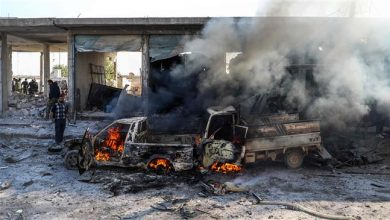 Photo of Car bomb blast claims nearly dozen lives in Syrian border town