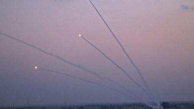 Photo of VIDEO: Palestinian Resistance Retaliates, Fires Rocket at Occupied Territories