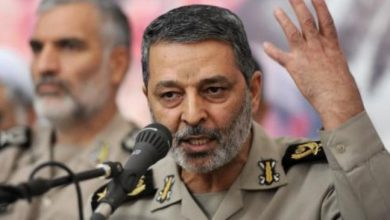Photo of Iran Army Chief: Intruding Drone Brought Down by Homegrown System