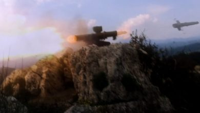 Photo of Exclusive front-line footage of Syrian Army troops killing several jihadists in Latakia