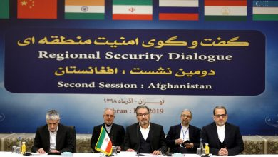 Photo of Iran opposes US-Taliban talks, rejects ridiculous claim of sending arms to militant group