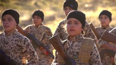 Photo of US-Backed SDF Recruits Over 100 Children of ISIL Terrorists
