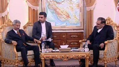 Photo of Iran's Top Security Official, India's FM Meet in Tehran