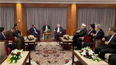 Photo of Iran's FM, Ansarullah Official Discuss Yemen's Developments