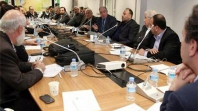Photo of 'Independent Dissidents Meeting', S. Arabia's Coup against Syrian Opposition