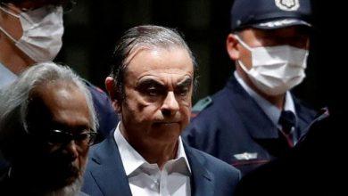 Photo of Ex-Nissan boss flees Japan to Lebanon