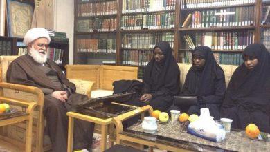 Photo of Sheikh Zakzaky, Imam Khomeini of Africa: Iranian cleric