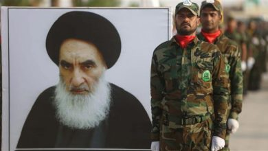 Photo of Top Iraqi cleric strongly condemns protesters' gruesome lynching of teenager