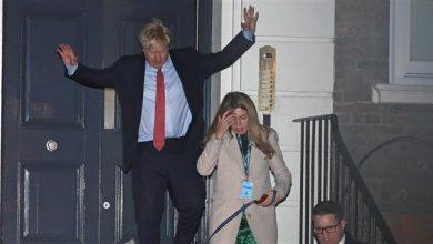 Photo of UK's Johnson wins parliamentary majority, Corbyn to stand down