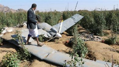 Photo of In Sa'ada, Yemen's air defenses shoot down another spy drone