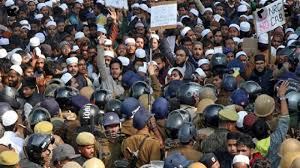 Photo of Students join protests against new citizenship law on campuses across India