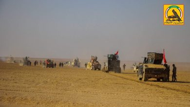 Photo of Hashd Shaabi: ISIL Exploiting Unrest in Iraq, Carrying out Attacks